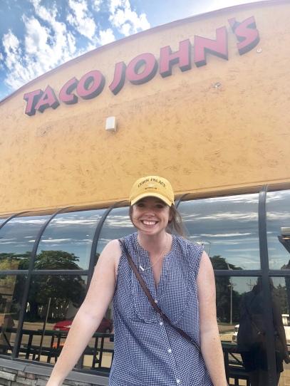Taco John's. An experience.